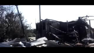 Письмо бойца национальной гвардии Украины жителю Славянска, покинувшему свой дом во время АТО