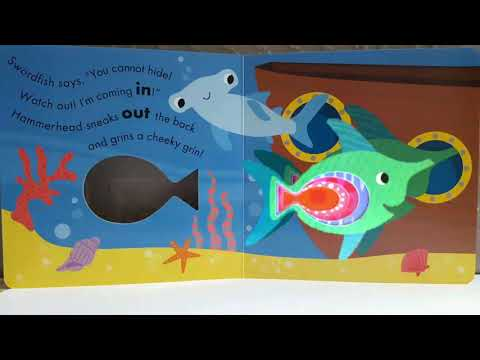 Big Fish Little Fish Read Aloud