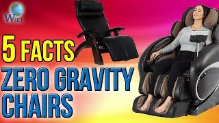 Zero Gravity Chairs: 5 Fast Facts