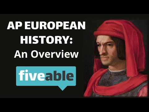 Overview Of AP Euro With Tom Richey // Fiveable