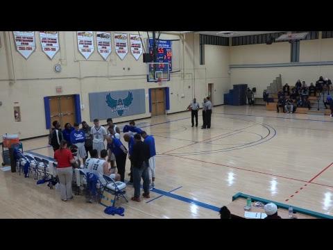 MBKB: 1/9/2019 AACC Riverhawks vs. Chesapeake College Skipjacks