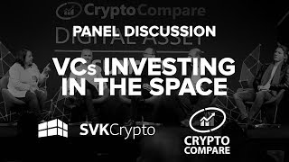 Getting Funded - A View from VCs Investing in the Space - Panel Discussion - Crypto Compare Summit