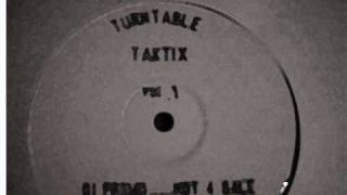 TURNTABLE TAKTIX vol 1 - side A track 2