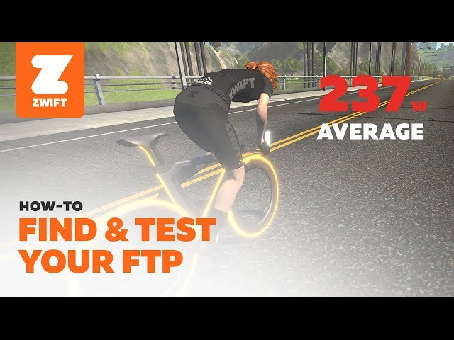 How to Find & Test Your Cycling FTP — Official Instructions | Zwift