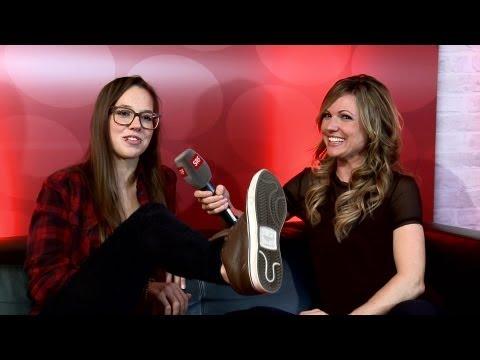 Interview mit Stefanie vor der zweiten Liveshow