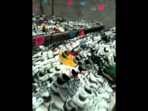 Warehouse sale in Montreal!