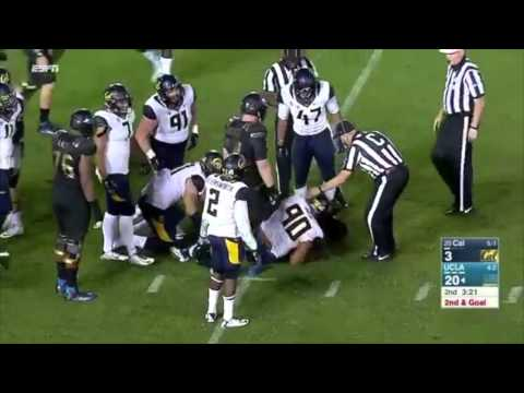 Cal Bears LB Hardy Nickerson, 2015 Highlights
