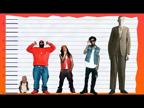 How Tall Is Rick Ross? - Height Comparison!