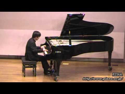 ブラームス/6つの小品,Op.118 第1番 間奏曲 イ短調/pf.関本昌平