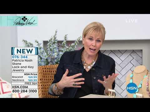 HSN | Patricia Nash Jewelry Premiere . http://bit.ly/2YfGq9c
