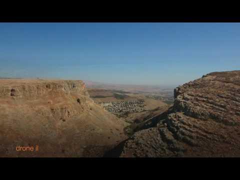 Tiberias and the Sea of Galilee ISRAEL  4K