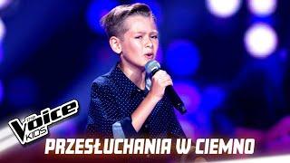 Kuba Maliszewski - Nothing Gonna Change My Love For You - Blind Audition | The Voice Kids3
