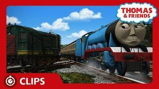 Gordon's Dry Boiler | Clips | Thomas & Friends