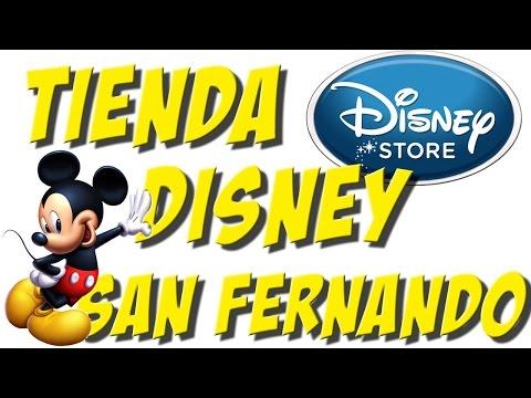 Tienda Disney San Fernando