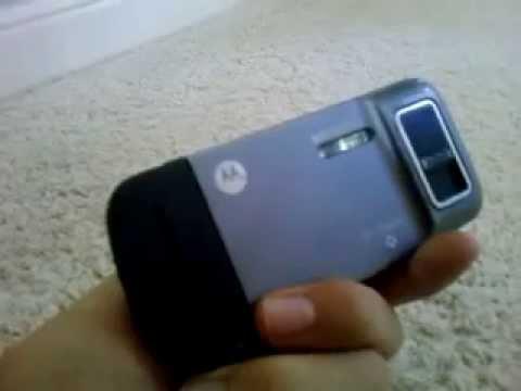 Motorola ZN5 Zine Review: 5MP Cameraphone