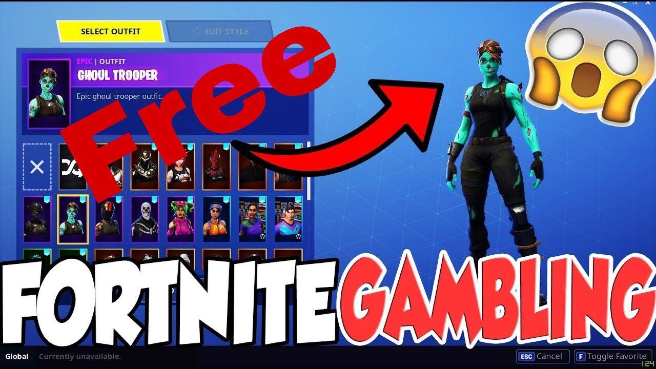 Insane another fortnite account generator - YouTube
