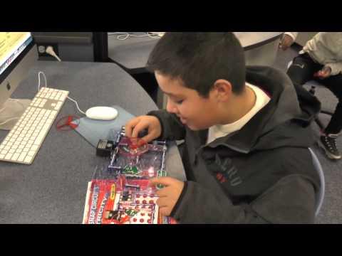 What Happens in the SmartLab - Barack Obama School of Leadership and STEM