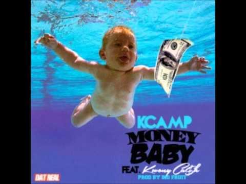 K.Camp Ft Kwony Cash-Money Baby(Fast Version)