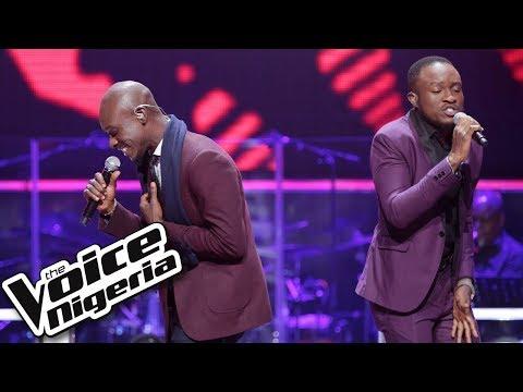 "Grey vs Ebube- ""Suit and Tie"" / The Battles / The Voice Nigeria Season2"