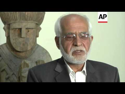 Afghanistan museum gets back to business after being damaged and looted in war