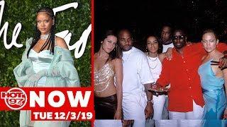 Jay Z's Big Crush on Aaliyah, Rihanna Makes Billboard History + HOT 97's Artist of The Decade