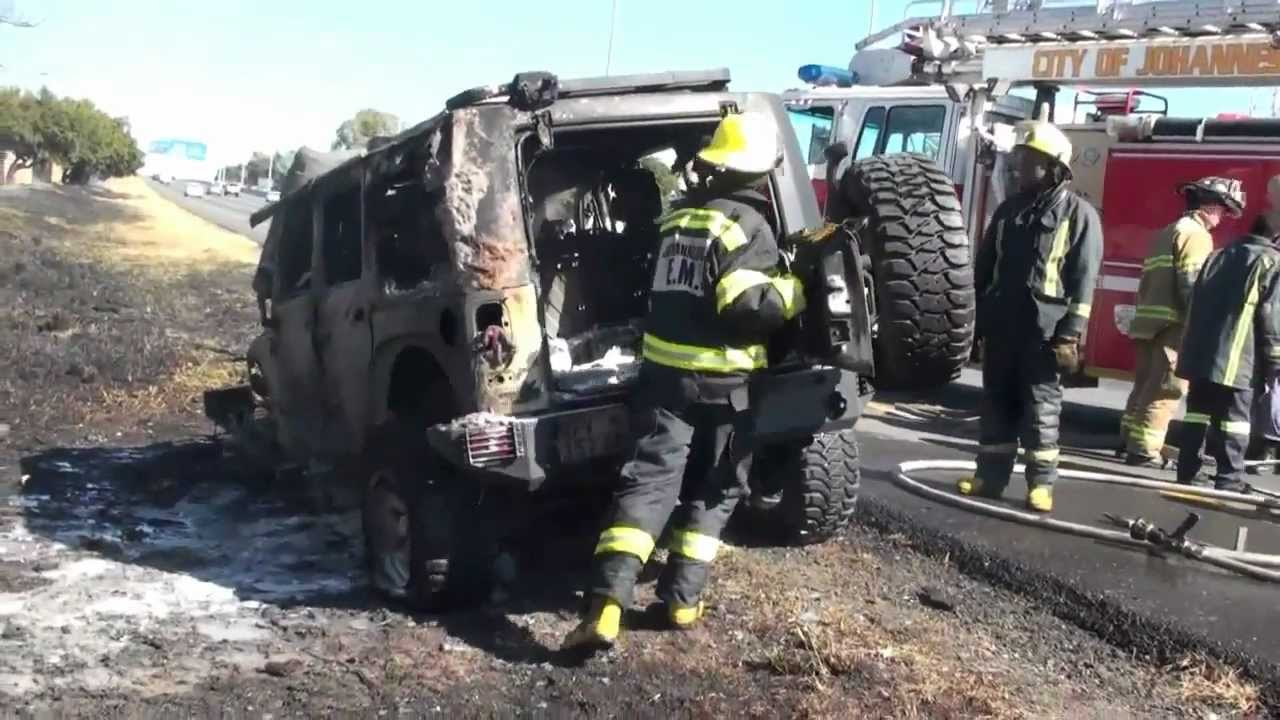 Superb Jeep Wrangler Fire   SAFETY RISK   Jeeps Catch Fire   WATCH BEFORE BUYING    YouTube