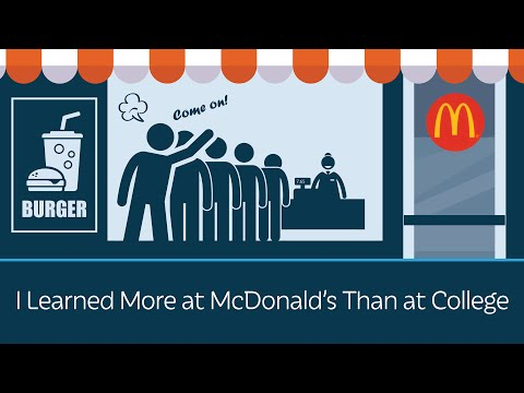i-learned-more-at-mcdonald's-than-at-college