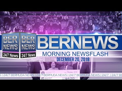 Bernews Newsflash For Thursday December 20, 2018