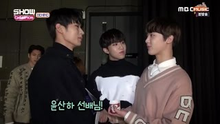 eng sub fan attack behind knk astro snuper cut sc 32