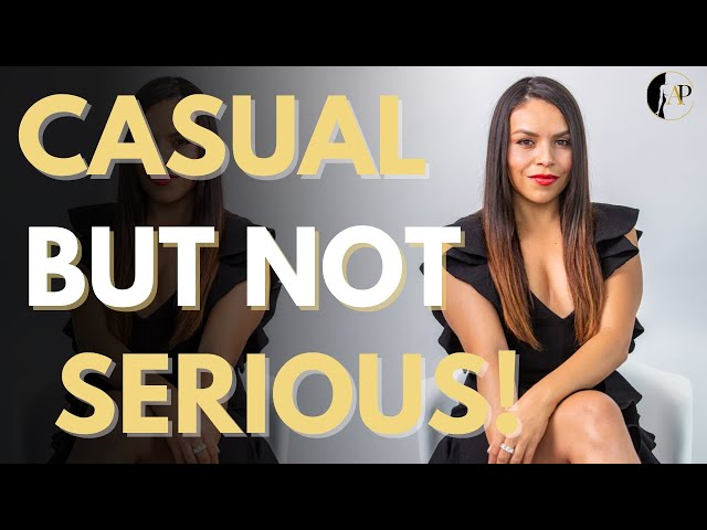 Hot & Heavy & Casual Relationships   Why they FIZZLE out so FAST!