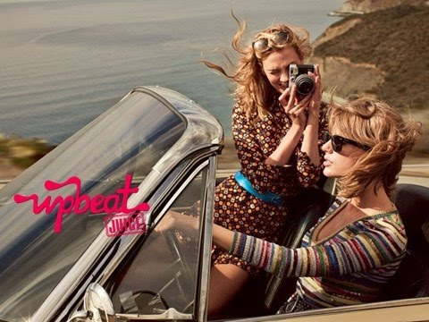 Taylor Swift and Karlie Kloss BFF Vogue Shoot