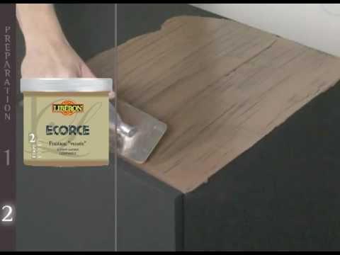 peindre une cuisine en bois