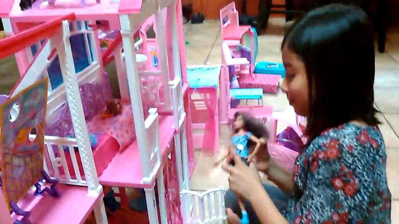 juguetes de maryjose barbie colection  YouTube