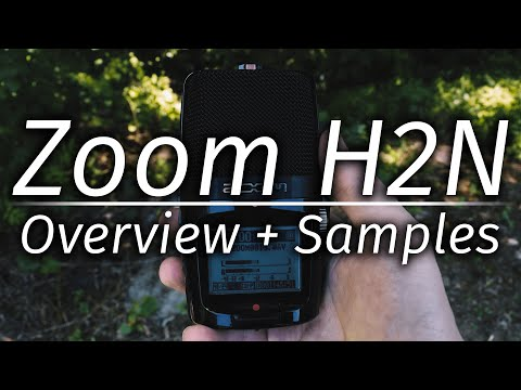 Zoom H2N Mini-Overview and Audio Samples
