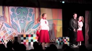 Patty Simcox-Grease Scene