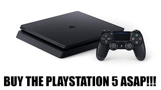 Sony Wants You To Buy The PlayStation 5 ASAP!
