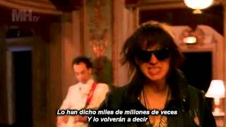 The Strokes - Under Cover of Darkness (subtitulado)