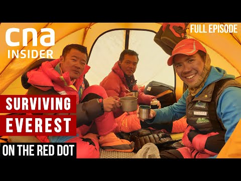 Climbing Mount Everest: A Brush With Death At The Highest Altitude   On The Red Dot   Full Episode
