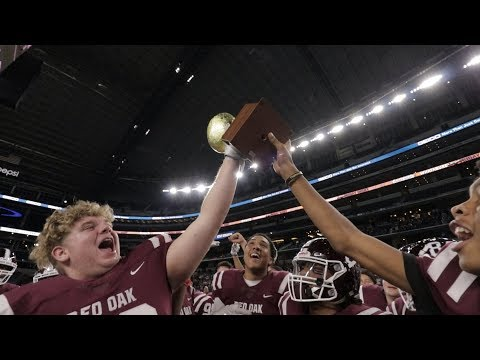 Red Oak Vs Braswell - Area Playoffs 2019