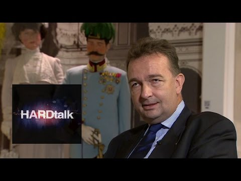 Karl von Habsburg: Nationalism rise 'painful' BBC HARDtalk
