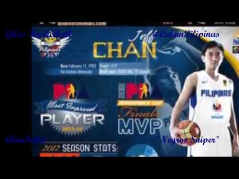 Jeff Chan: Gilas Pilipinas Deadly Sniper
