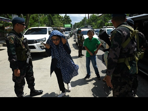 President Rodrigo Duterte threatens martial law across Philippines