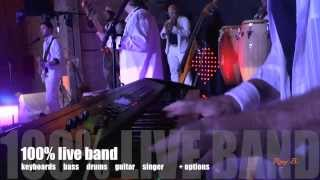 Mallorca Live Band Tutorial - drums, bass, keyboards, guitar & vocal for event, wedding - Balearics