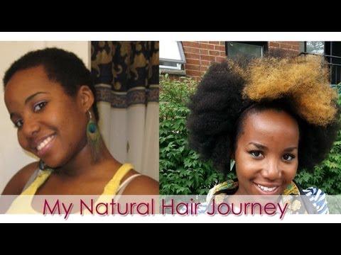 natural hair journey 4c - cheveux