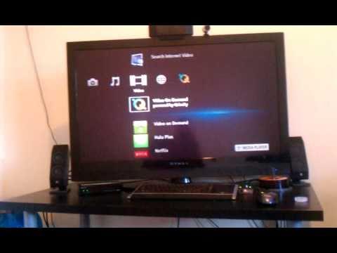 Sony Network Media Player Netflix Internet Streaming