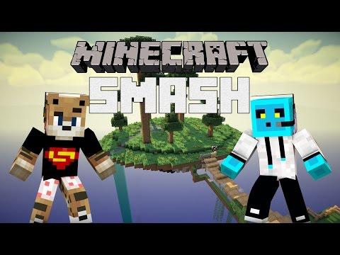 Minecraft: Minigames - SMASH - LANET OLSUN SÜPERİZ