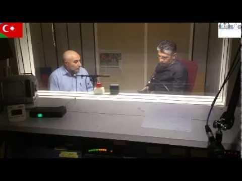 GAS Radio- 28 Aprel haqda Semed bey Niknam ile musahibe (Aparici: Askar)