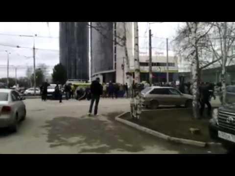 Массовая драка в Перми