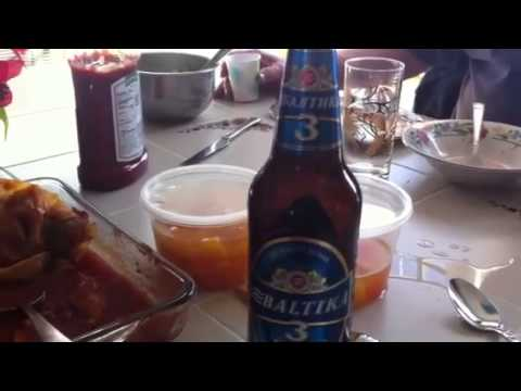 Werby's Beer Review: Baltika 3.
