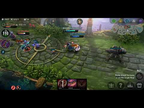 VAINGLORY GAMEPLAY 3V3 CASUAL MATCH The First Time I Surrender
